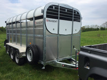 Load image into Gallery viewer, Cattle/Sheep Trailer - POA