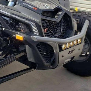 Winch Ready Bumper