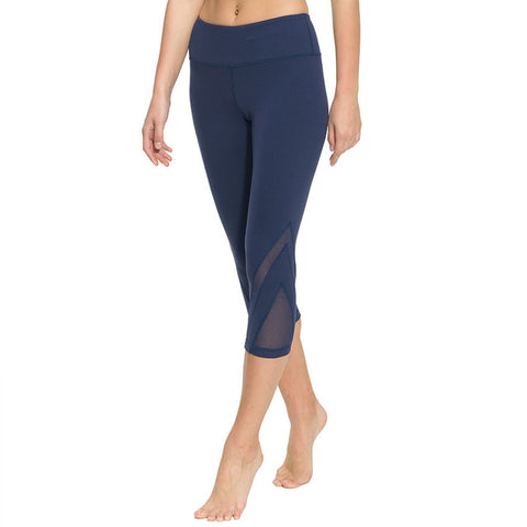Compression 3/4 Fitness Leggings - Available in XL