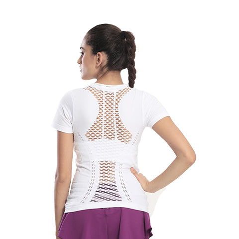 Gela Moisture Wicking Fitness/Yoga Tops