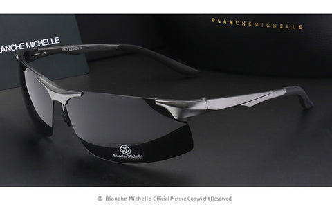 Aluminum Magnesium Polarized Sports