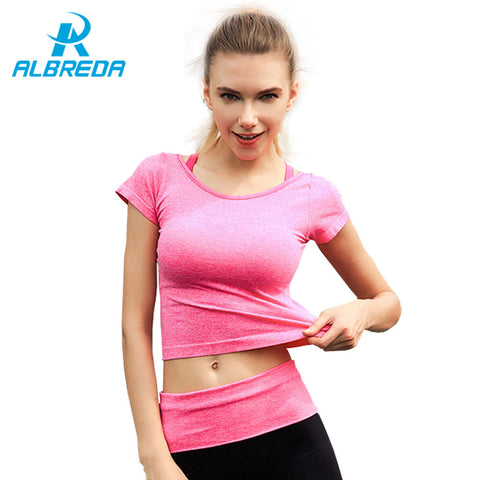 Quick-Dry Navel T-shirt