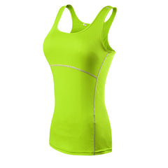 Candy High Elastic Quick Dry Tank Top -Available in XXL