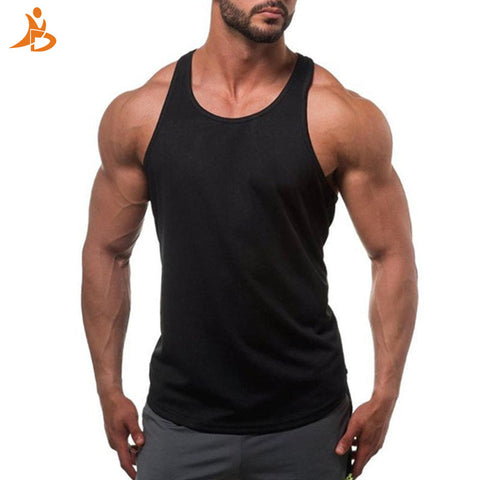 Moisture Wicking Gym Sleeveless Shirts - Available in XXL