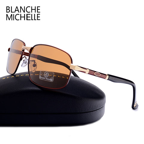New UV400 Anti-Glare Polarized Sunglasses