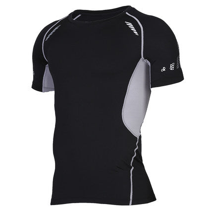 Quick Dry Compression Sport Tops