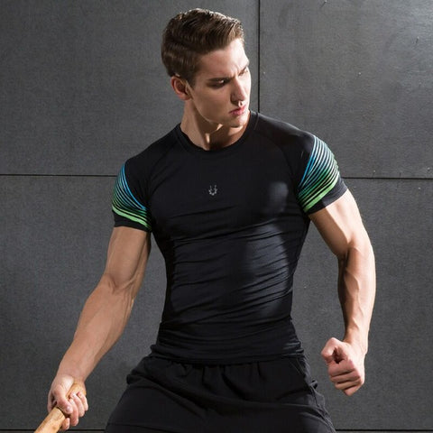 High Compression Training/Gym Shirt- Available in XL