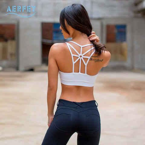 Nika Stretchy Workout Top