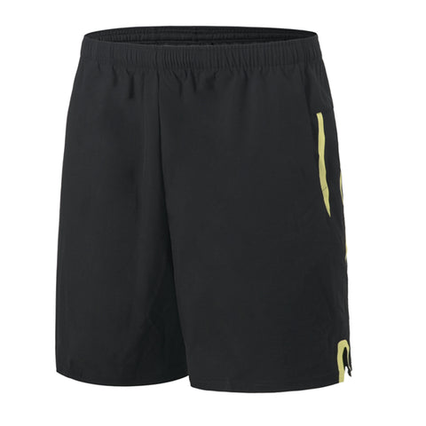 Reflective Sports Shorts with Pockets