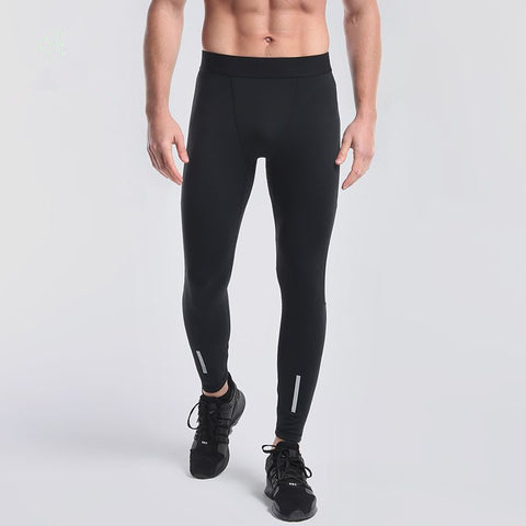 2018 Reflective Compression Pants