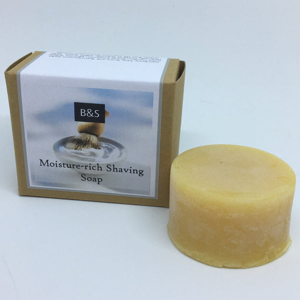 Moisture-rich Shaving Soap