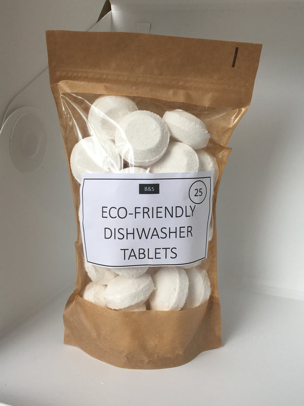 Eco-Friendly Dishwasher tablets