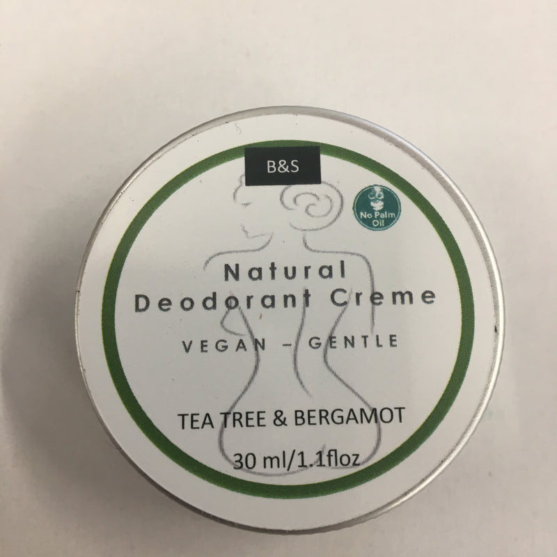 VEGAN - Natural Deodorant