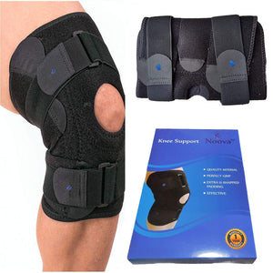 Noova™ Knee Brace For Meniscus Tear and Patella Support