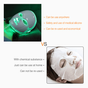 Magical LED Face Mask