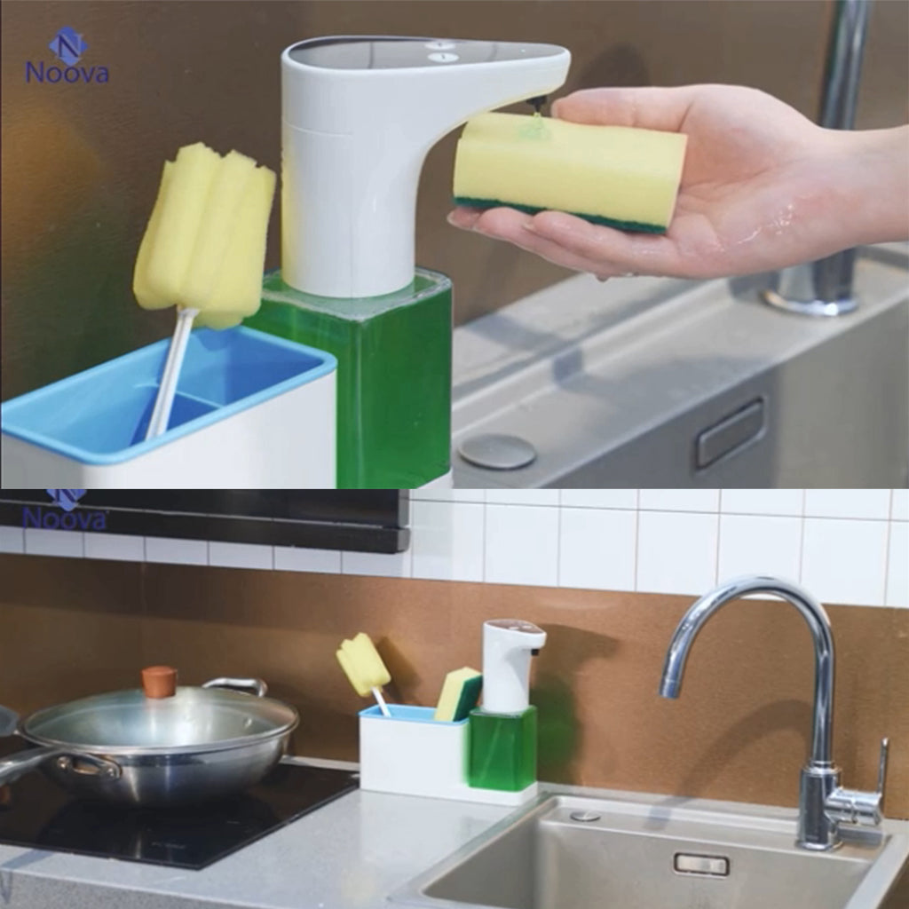Touchless Automatic Kitchen Soap Dispenser