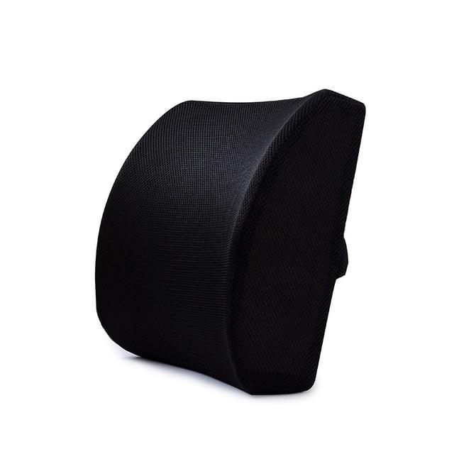 ComfiCloud™ Soft Memory Foam Lumbar Support