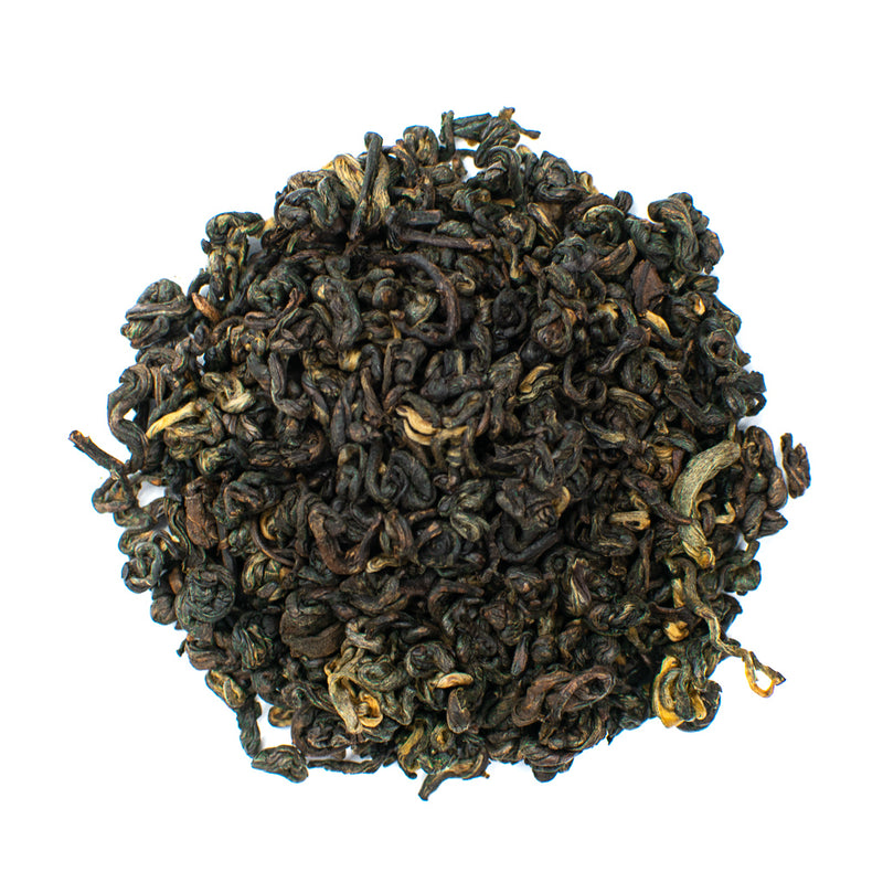 Black Pearl Gunpowder Tea