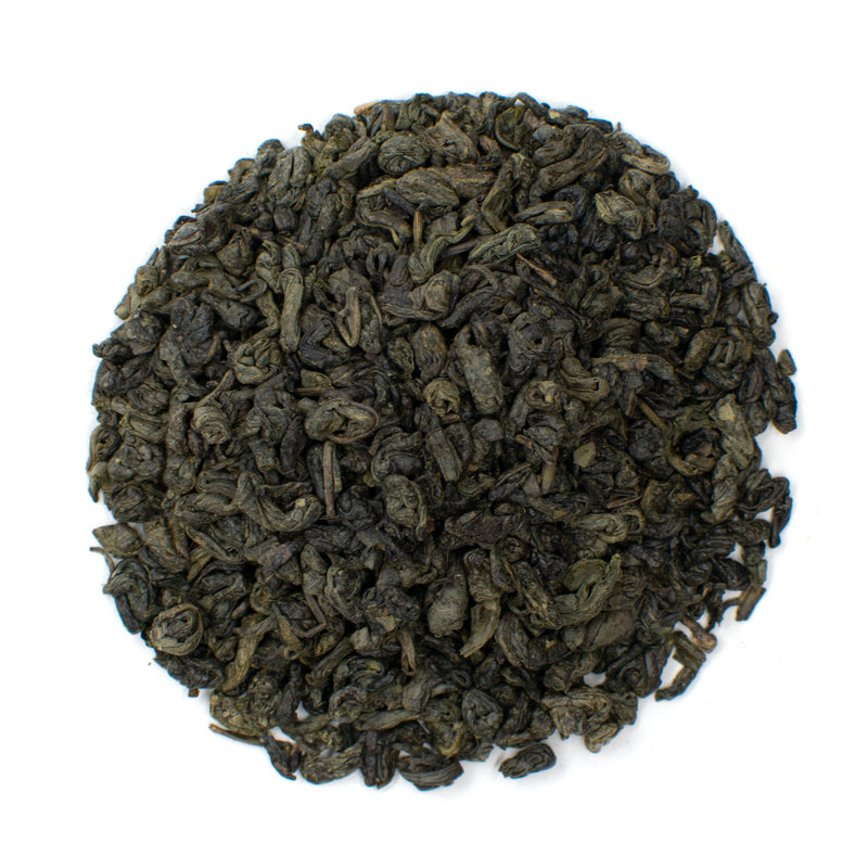 Formosa gunpowder green loose leaf tea