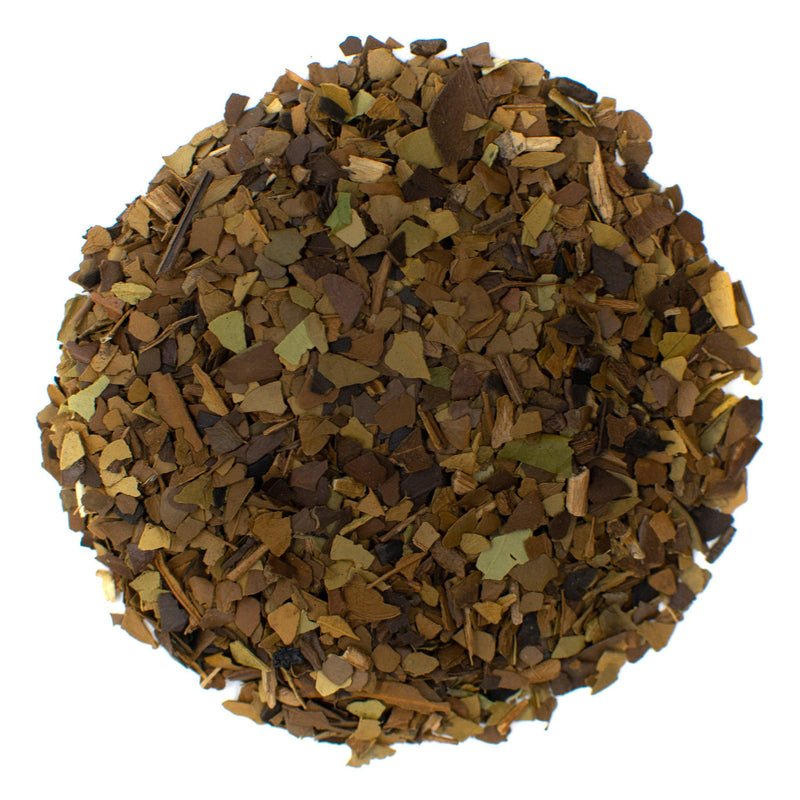 Roasted mate loose leaf tea