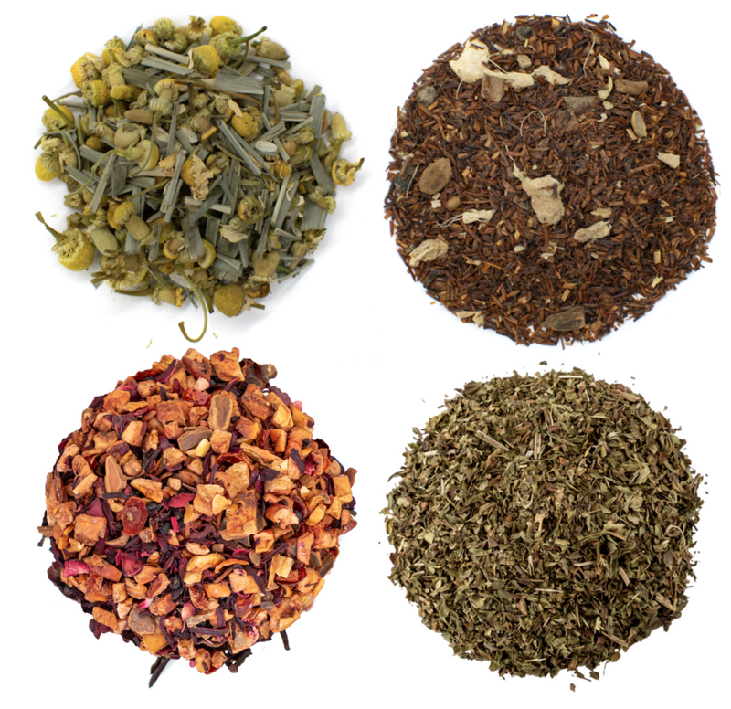 Caffeine-Free Tea Bundle