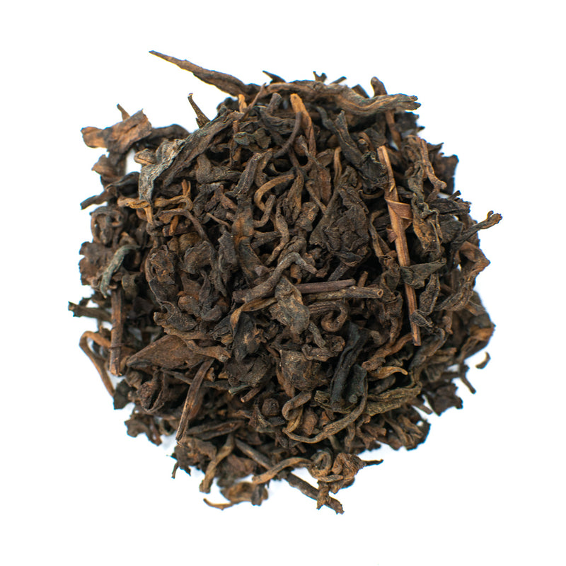 Young Pu-erh Tea - 1 Year Aged