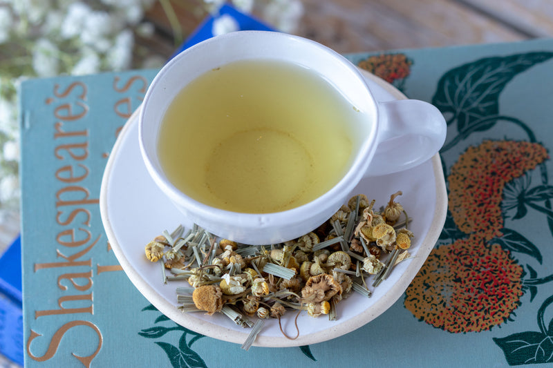 Chamomile Lemongrass Herbal Tea