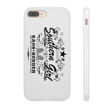 Load image into Gallery viewer, Southern Girl Flexi iPhone Case