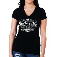 Load image into Gallery viewer, Southern Girl V-Neck T
