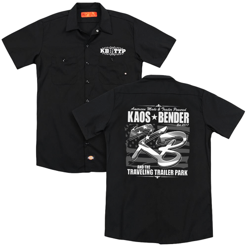 Kaos Bender Work Shirt