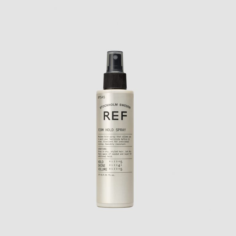 Firm Hold Hairspray