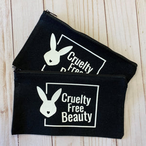 Small Canvas Pouch