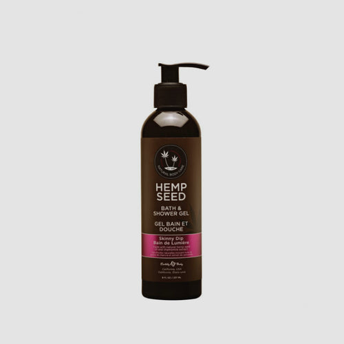 Hemp Seed Bath & Shower Gel - Skinny Dip Ⓥ