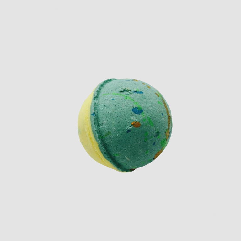 Lemongrass Zing Bath Bomb Ⓥ