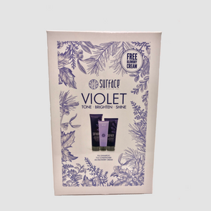 Violet Holiday Box