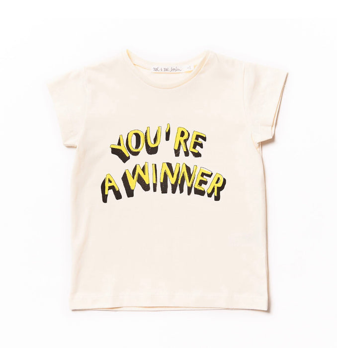 WINNER TEE - Sayings Kids