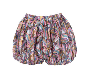 COTTON SHORTS JUNGLE MULTI