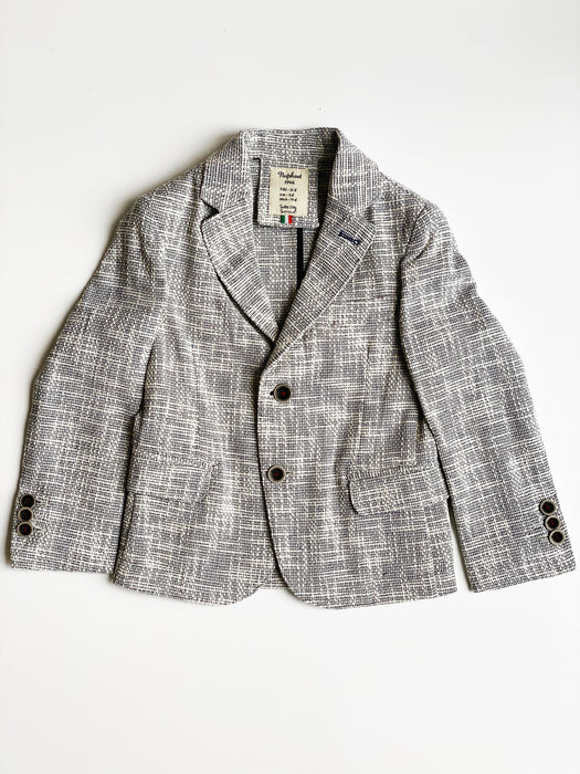 TEXTURED BLAZER DANY - Sayings Kids