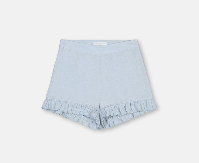 BRODERIE ANGLAISE SHORTS - Sayings Kids