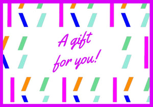 Gift Card - Sayings Kids