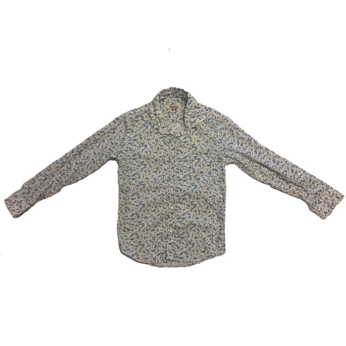 LONG SLEEVE BUTTON DOWN WITH POCKET GIORDANO - Sayings Kids