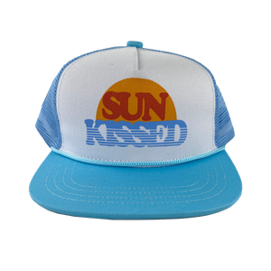 SUN KISSED TRUCKER HAT