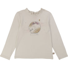 Load image into Gallery viewer, IVORY TOP WITH FRILL COLLAR CEREMONY - Sayings Kids