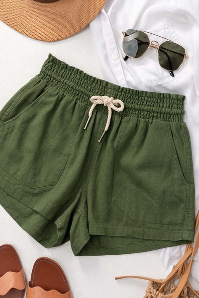 The Sun & Grass Shorts