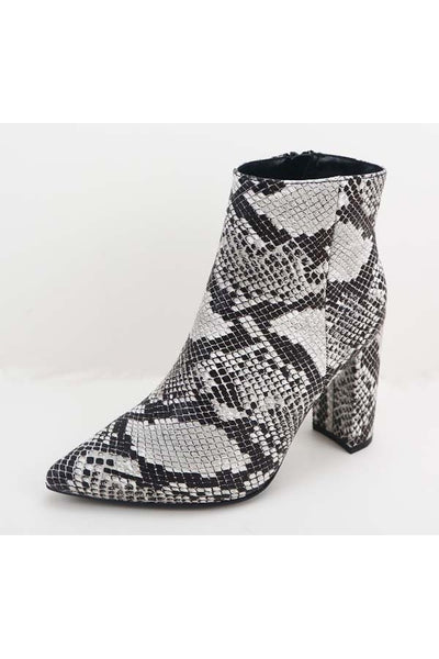 Strut Your Wild Side Booties