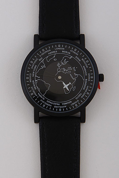 Traveling Around The World Watch