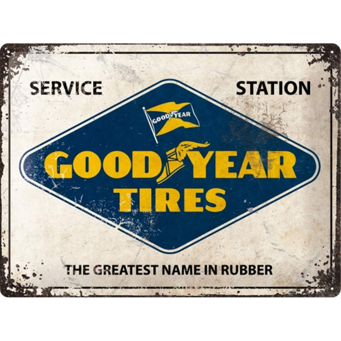 Enseigne Good Year Tires