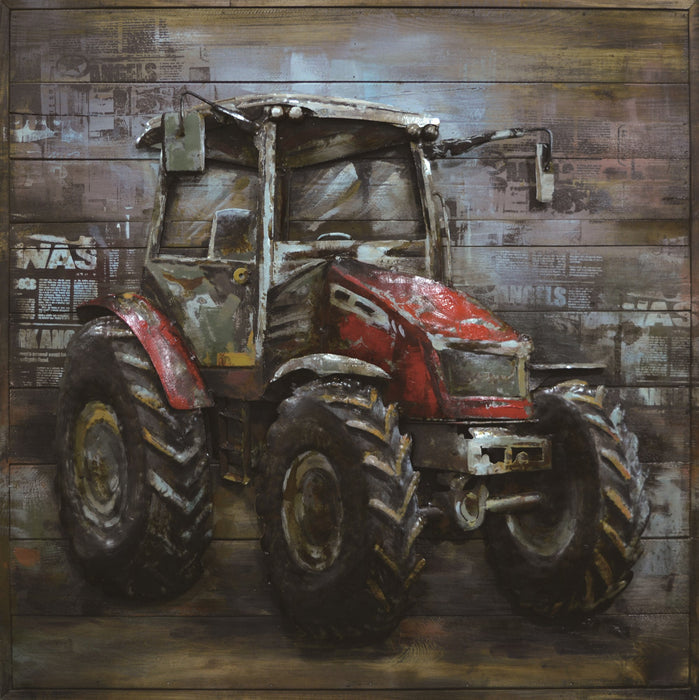 Tractor Frame