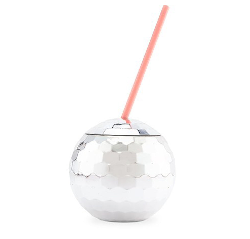 Disco Ball Drink Cup