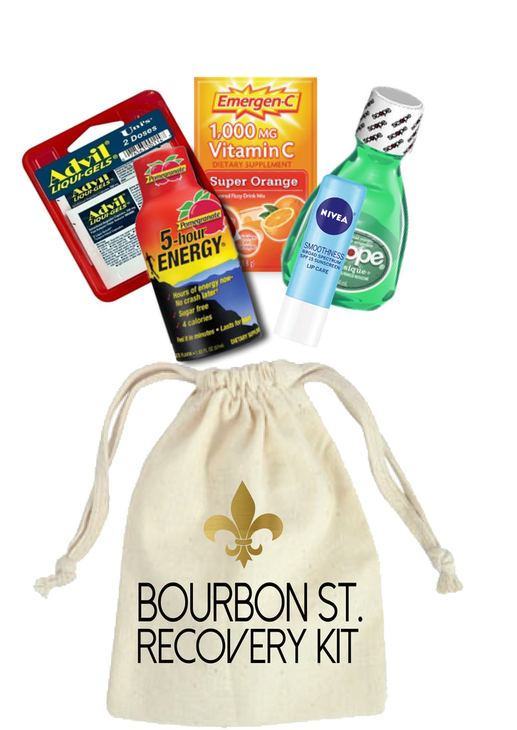 New Orleans Hangover Bags